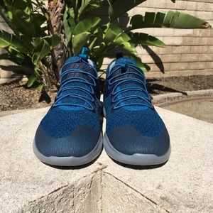 3fe1eb88c351 Nike Shoes - Nike Free Run Commuter Premium Green Abyss Women s